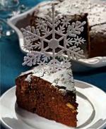 Торт из печенья с шоколадом