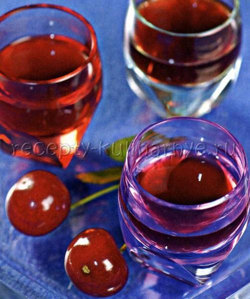 вишневая настойка как приготовить шерстяное термобелье лучше