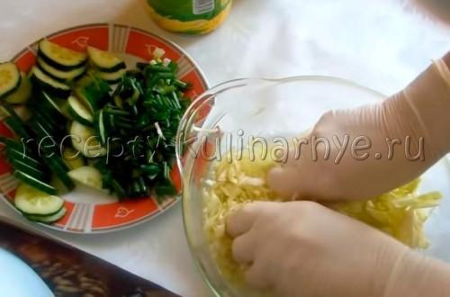 рецепты салатов из обычных продуктов
