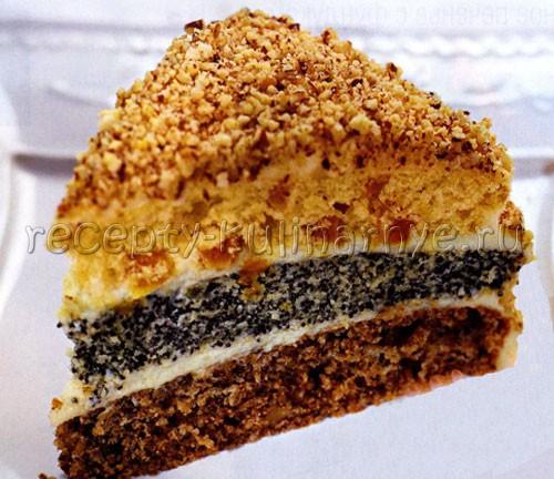 Торт императорский рецепт с фото